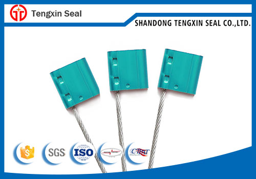 TX-CS108 ALUMINUM SECURITY CABLE SEAL
