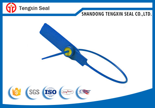 plastic security seals with sequencial numbers TX-PS110