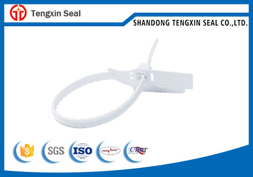 plastic seals with serial number seal  TX-PS204