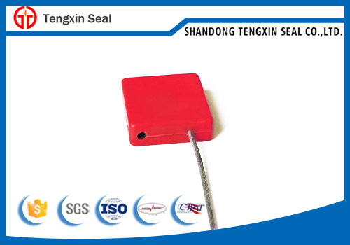 TX-CS109 aluminum alloy meatl cable seal