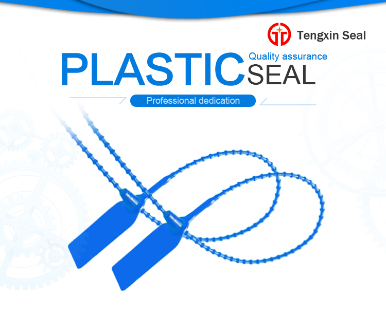 TX-PS309 Adjustable Length Plastic Seal