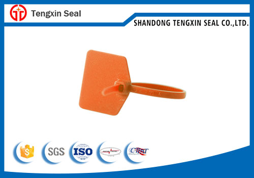 TX-PS008 Pull up plastic seal for bags