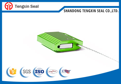 customized tamper proof most demanded trailer cable car seal