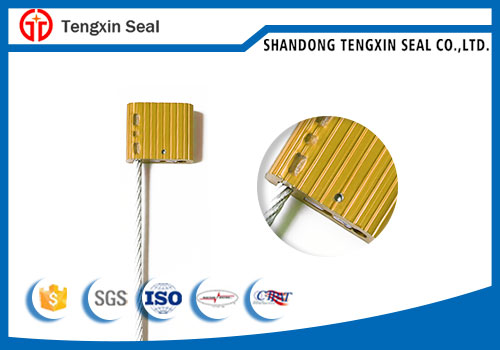 steal wire cable seals coated