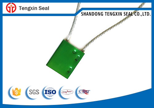 ISO 17712 Numbered Anti-tamper cable end seal