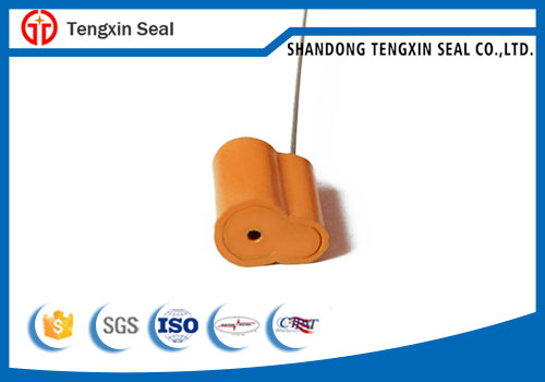 Chinese supplier superior quality retractable aluminium cable seal